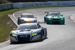 Während Phoenix-Racing in dieser Saison ohne Sieg blieb, holte Falken Motorsport nach 18 Jahren den ersten Sieg in der VLN.
