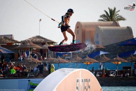 Wakeboard: Julia Rick erneut Europameisterin