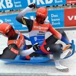 Weltmeister Eggert/Benecken weiter eine Klasse für sich