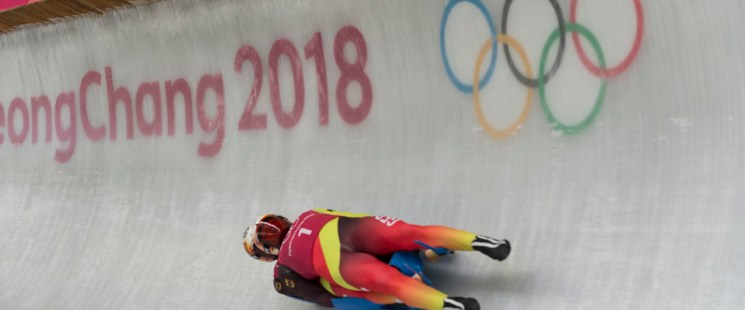 Olympische Spiele 2018