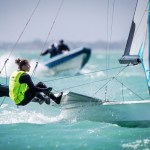 Weltcup-Regatta vor Miami –  Gelungener Auftakt für das German Sailing Team