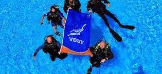 Schwerelos beim VDST-Tauchertag: 1.400 Gäste tauchen ab