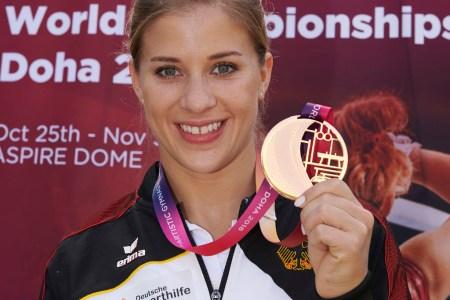 WM-Bronze für Elisabeth Seitz – Stufenbarrenfinale mit Thriller-Faktor