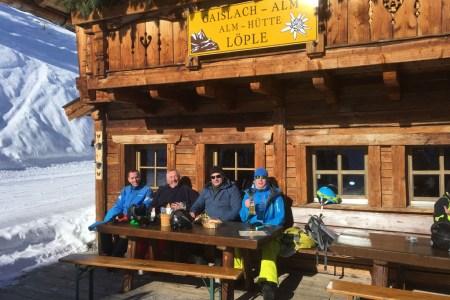 """""""KAS"""" oder """"Kameradschaft Auf Skiern"""""""