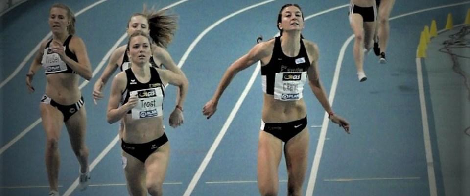 66. Deutsche Leichtathletik-Hallenmeisterschaften in Leipzig Heldenspektakel rockt die Heldenstadt