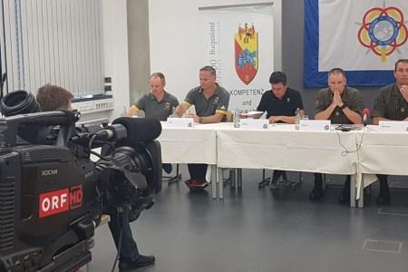 Trainingslager der Sportfördergruppe der Bundeswehr Altenstadt