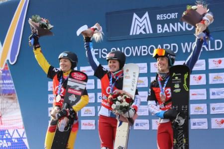 Selina Jörg startet stark:  Zweiter Platz beim Weltcup-Auftakt in Bannoye