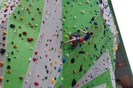 Klettern – Freude durch Bewegung, Kraft und Angstlosigkeit