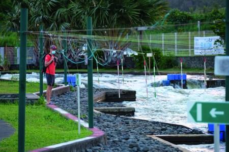 Trainingslager war voller Erfolg – Der Wildwasserkanal auf La Réunion hat internationales Niveau