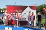 IDM – Die Finals – Siegerehrung der Juniorinnen.