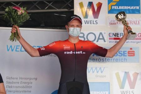Felix Groß spurtet in Wels auf den zweiten Platz