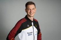 Trainer Felix Michel.