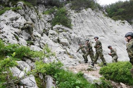 i.G. im Gebirge – General-/ Admiralstabsdienstlehrgang auf Gebirgsexkursion