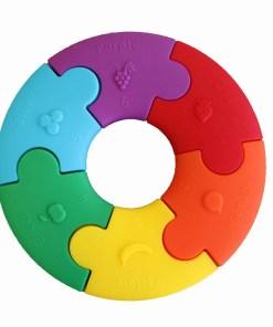Colour wheel whole