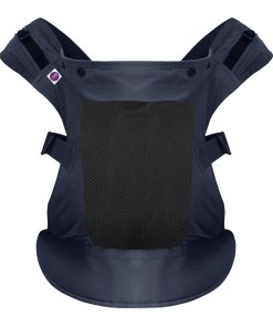 Izmi toddler Breeze carrier in blue