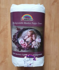 Little Lovebum nappy liners