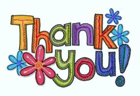 Image result for thank you for volunteering with our children