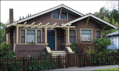 Bungalow Home Style   Bungalow House Plans   Interiors   Vintage     Santa Barbara Bungalow