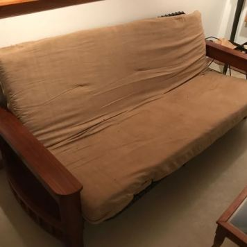 Futon sofa/bed