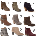 Friday Fun – Ankle Boots