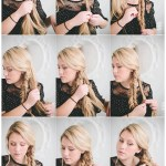 Double Fishtail Side Braid Tutorial
