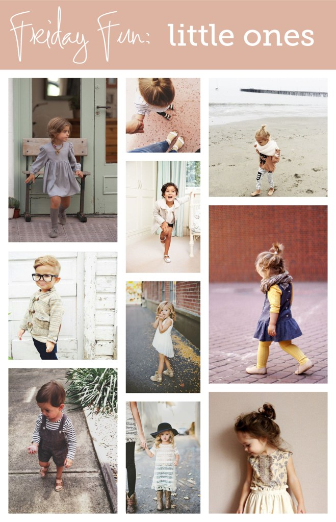 Friday Fun: Little Style