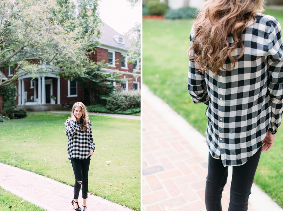 Good Days Include Gingham