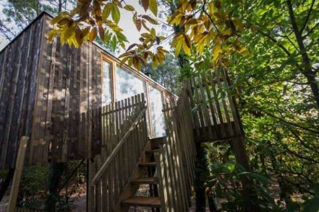 holidays log cabins