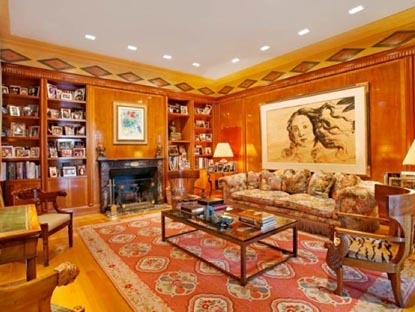 David Geffen S New Apartment