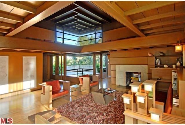 R M Schindler Masterpiece Los Angeles California Luxury Homes