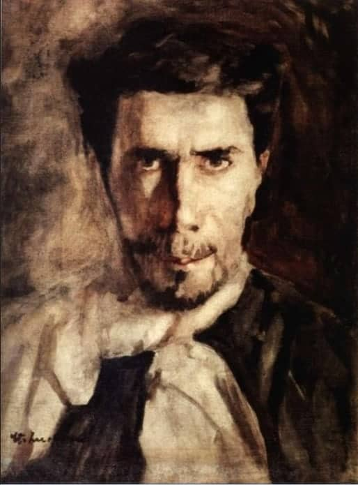 Autoportret (1908)