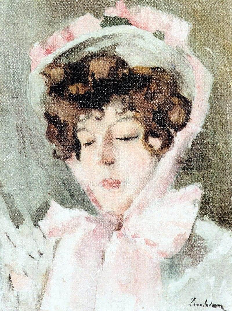 Portret de femeie (2)
