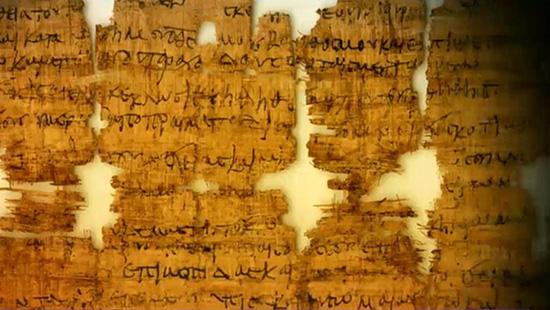 2011 Papirusul Din Mangalia
