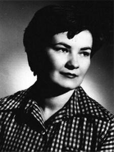 1947-2015 Mariana Ionescu