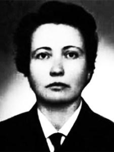 1926-2007 Teodora Angela Lefterescu