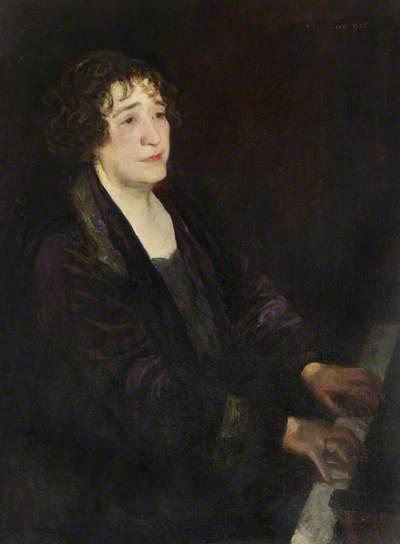 27feb - TM.Adela-Verne-1877-1952-Portrait-by-Flora-Lion