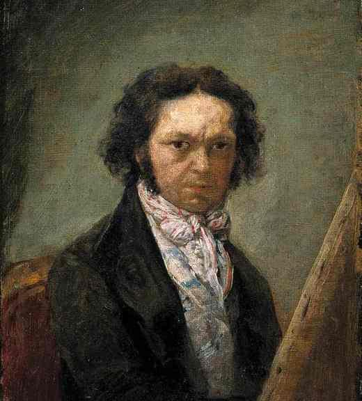 Goya - Goya-Self-portrait-c.-1796-1797