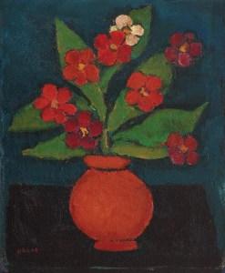 IonPacea - Vas-cu-flori