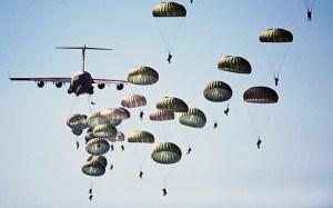 1941 Ziua Parașutiștilor Militari