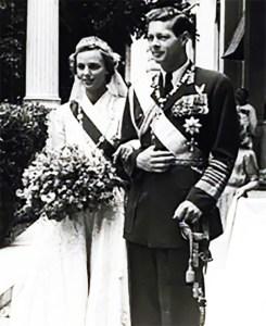 1948 Nunta regală