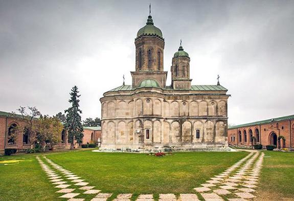2018 Mănăstirea Dealu
