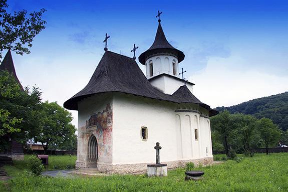 1487 Biserica Înălțarea Sfintei Cruci din Pătrăuți
