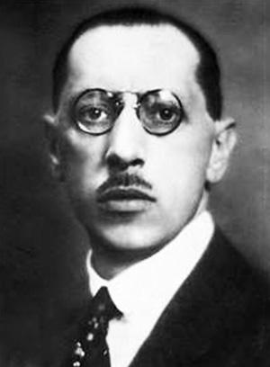 Igor Stravinsky (1920)