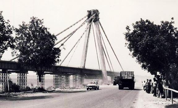 1983 Podul rutier de la Agigea