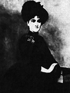 Maria Cutzarida Crătunescu (1884)