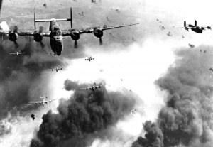 SUA a declarat război României (1942)