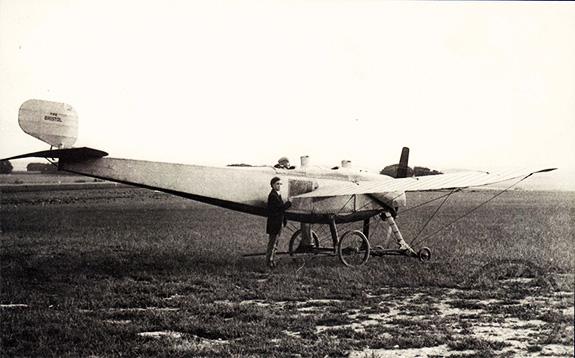 Monoplan Coanda 1912, Bristol