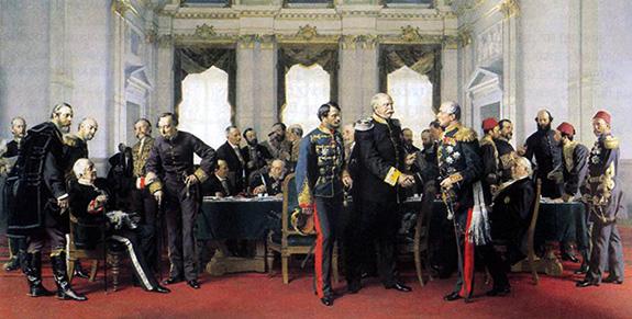 1878 Congresul De Pace De La Berlin