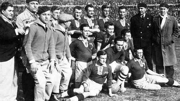1930 Echipa Națională De Fotbal La Cm