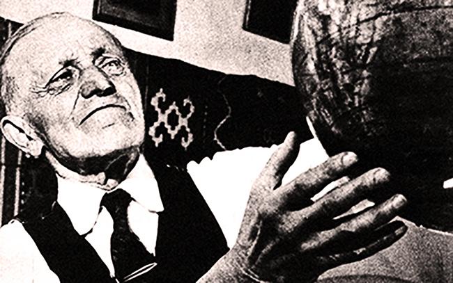 Dumitru Dan (1889-1979) -cover
